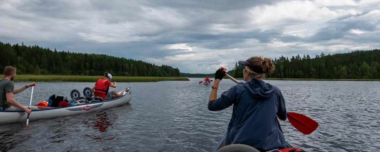 Kano met ons mee in dit fotoverslag van het 2019 Zweeds kano avontuur in Varmland (Bas Wetter)