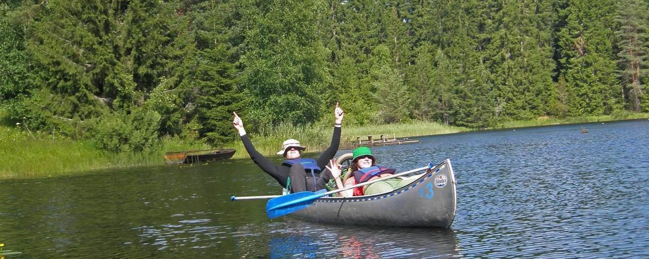 Ga mee op kano avontuur naar de Zweedse meren en rivieren van Värmland (Bas Wetter)