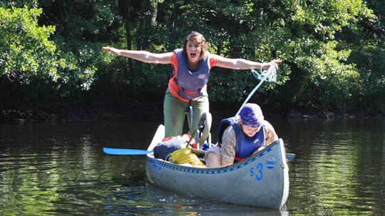 Reis in de zomer af naar Värmland voor een onvergetelijke kanotocht over meren en rivieren (Annemieke)