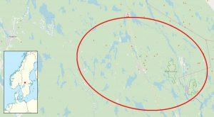 We maken een kanotrektocht in Värmland rond de plaats Lesjöfors