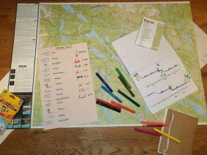 Voorbereidingen voor de voorbereidingsdag (Annemieke)